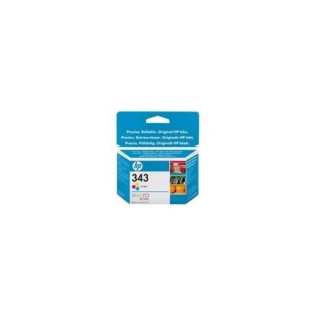 HP cartucho de tinta tricolor 343 C8766EE 330 pág.