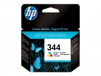 HP cartucho de tinta tricolor 344 - C9363EE 16ml.