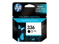 HP cartucho de tinta negro 336 C9362EE 220 página