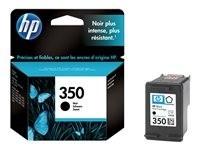 HP cartucho de tinta negro 350 CB335EE