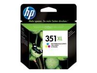 HP cartucho de tinta tricolor 351XL - CB338EE 580