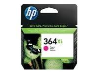 HP cartucho de tinta magenta 364XL CB324EE 750 pá