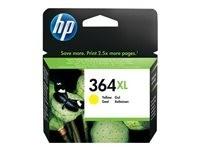 HP cartucho de tinta amarillo 364XL - CB325EE