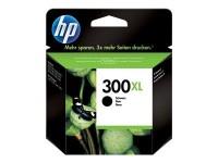 HP cartucho de tinta negro 300XL CC641EE 600 págin