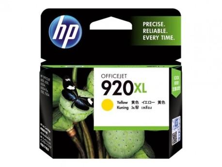 HP cartucho de tinta amarillo 920XL CD974AE