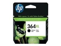 HP cartucho de tinta negro 364XL CN684