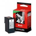 Lexmark cartucho tinta negro 42 18Y0142E 220 pag