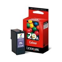 Lexmark cartucho tinta color 29 18C1529E 150pag