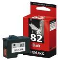 Lexmark cartucho tinta negro 82 18L0032 600 pag