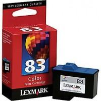Lexmark cartucho tinta color 83 18LX042 450 pag