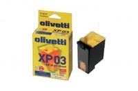 Olivetti cartucho de tinta tricolor B0261 XP03 ARJ