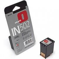 Olivetti cartucho de tinta negro B0495 IN502