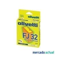 Olivetti cartucho de tinta tricolor B0380 FJ32 LAB