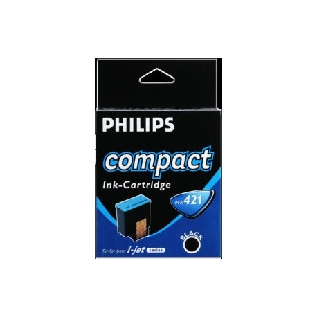 Philips cartucho de tinta negra PFA421