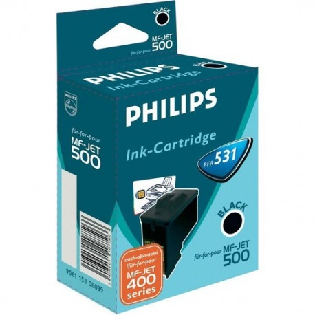 Philips cartucho de tinta negro PFA531
