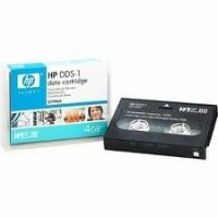 HP cinta datos 4mm DDS1-60 C5705A 1.3Gb a 2.6Gb 60