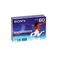 Sony cinta video digital mini DV DVM60EX3 SP60