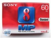 Sony cinta datos 8mm. digital video 8MP 60/120minu
