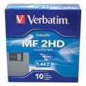 """Verbatim diskette 3,5"""" dobe cara HD format. 10uni"""