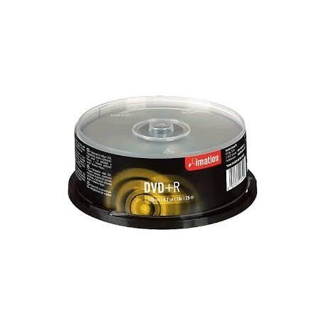 Imaiton DVD+R 4,7Gb bobina 25 unidades
