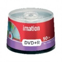 Imaiton DVD+R 4,7Gb bobina 50 unidades