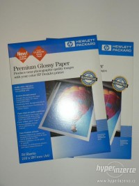 HP papel ink-jet C3837A-5136J A4 Premium 90gr. 50