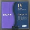 Sony cinta datos DLT IV 20-40/35-70/40-80Gb