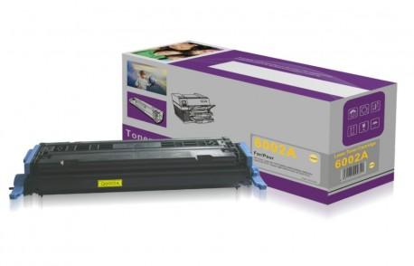 Toner amarillo compatible para HP Q6002A