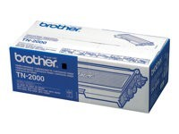 Brother tóner TN2000 negro 2.500 páginas