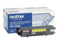 Brother tóner negro TN3280 8.000 páginas