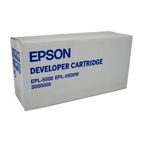 Epson toner negro S050005 EPL-5500-5500W