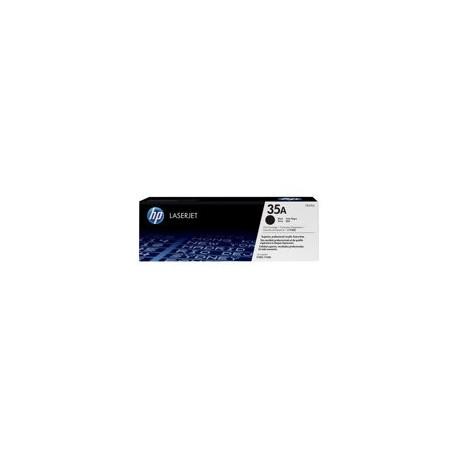 HP toner negro 35A CB435A 1500 páginas LJ P1005-10