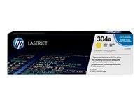 HP toner amarillo CC532A LJ CP2025 2800 páginas