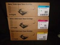 Lexmark toner cyan 1361211 OPTRA C5045