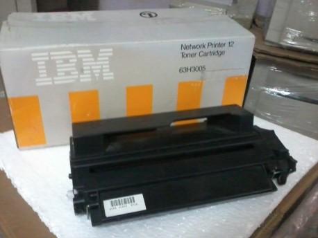 IBM tóner negro 63H3005 LASER 4312 NP12
