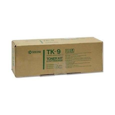 Kyocera Mita toner negro TK9 F1500-3500