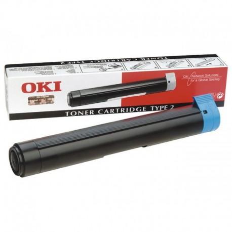 Oki toner negro 09002392 OL400/800