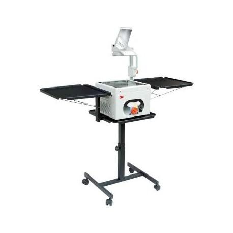 3M mesa para proyector TA250 con dos bandejas