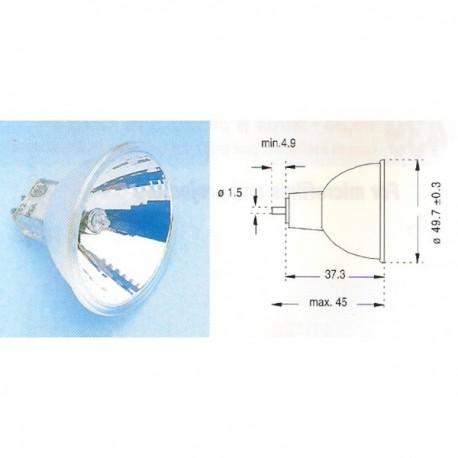 PHILIPS lámpara retroproyector EWF 24V-200W 13630