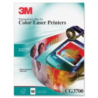 3M Transparencias CG3700 láser color A4 50h