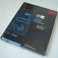 3M Transparencias CG3360 impresora láser negro 50h