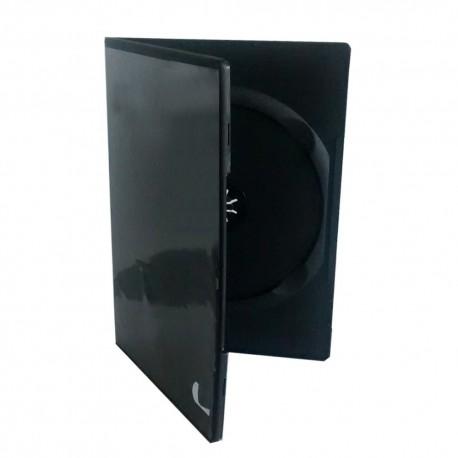 Deja caja DVD x 1 lomo 8mm slim, 5uni.