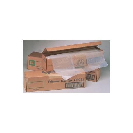 Fellowes bolsa residuos CRC36056 94L. 990X540mm