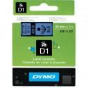 Dymo cinta rotuladora 40916 negro/azul 9mm x 7m