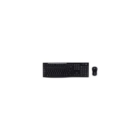 Logitech kit teclado+raton esp. 920-004513 MK270