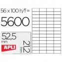 Apli etiquetas 01284 I/L/F/52,5X21,2 100H