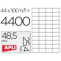 Apli etiquetas 01289 I/L/F/105X48 100H