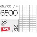 Apli etiquetas 01283 I/L/F/38X21,2 100H