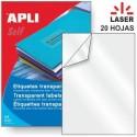 Apli etiquetas 01225 I/L/F polipropileno