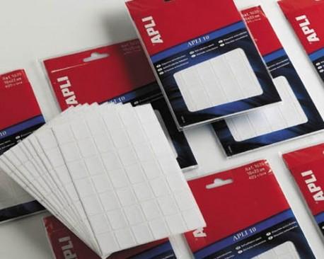 Apli etiquetas 01650 en paquete 34 X 53 90U
